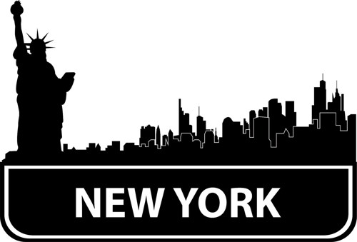 500x339 New York Clipart
