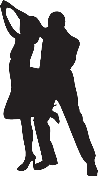 330x594 Free Dance Silhouettes, Hanslodge Clip Art Collection