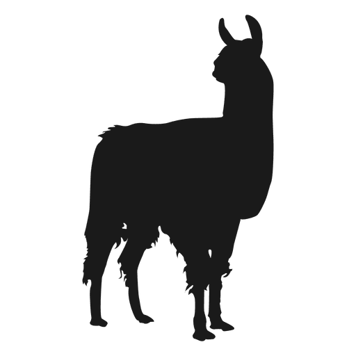 512x512 Cattle Silhouette