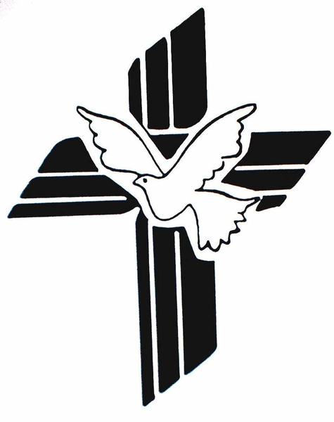 475x600 Cross Silhouette Clipart