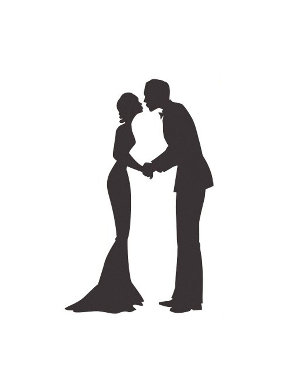 1159x1500 Photos Free Wedding Silhouette Patterns,