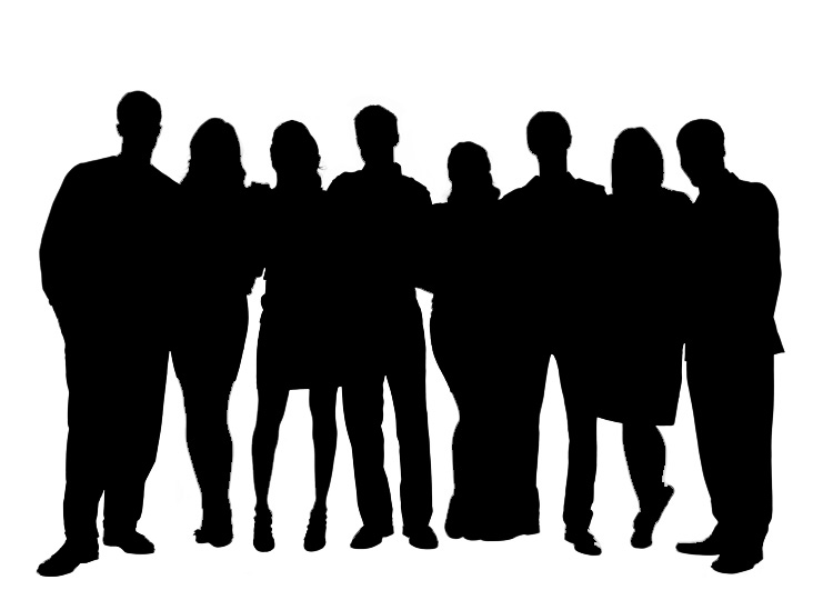 750x540 Actor Clipart Silhouette