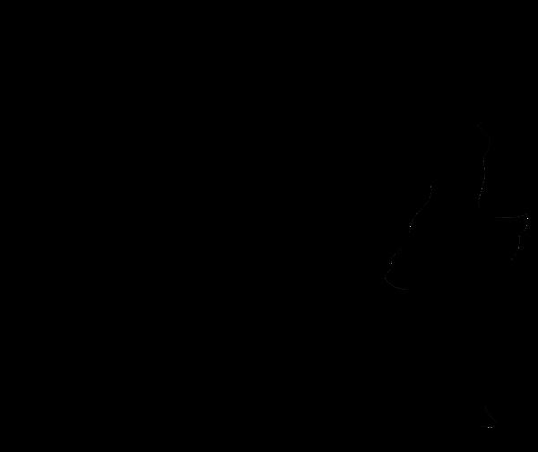 600x504 Dancing Couple Silhouette Png Transparent Clip Art Image