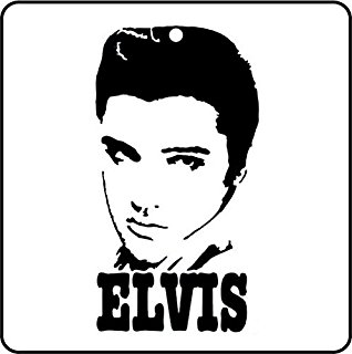 Silhouette Of Elvis Presley