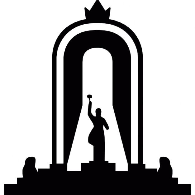 626x626 Somoni Monument, Tajikistan Icons Free Download