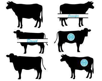 340x270 Cute Cow Svg Cut File Baby Cow Sitting Svg Farm Animal Cut