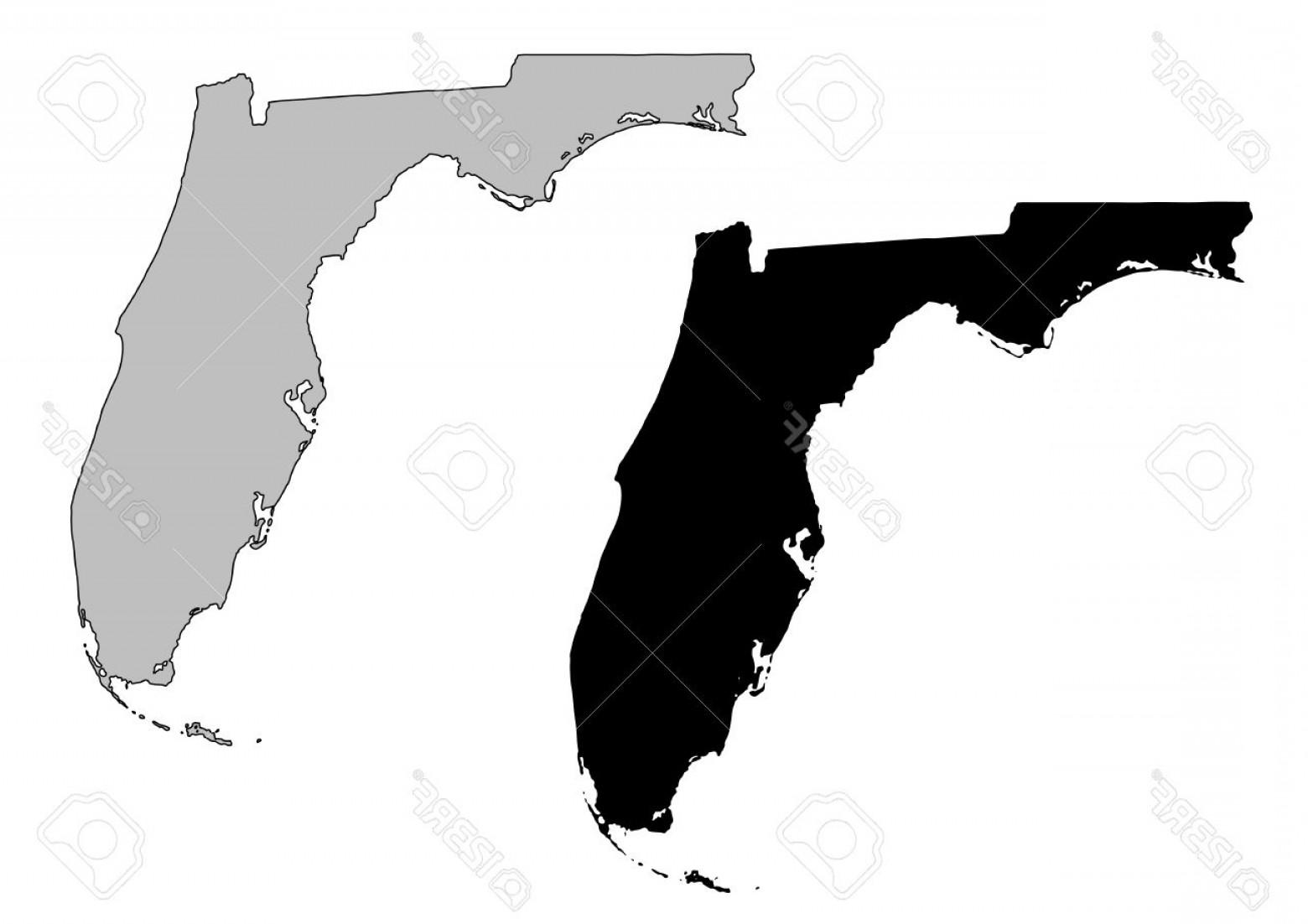 1560x1102 Florida Flag Silhouette Vector Sohadacouri