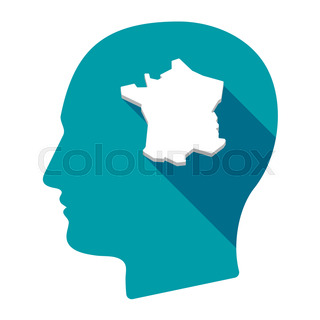 Silhouette Of France