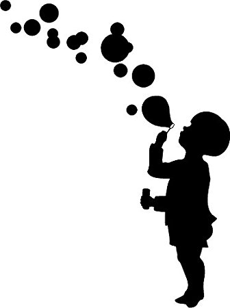 336x450 Dnven Summer (22w X 30h) Kids Blowing Bubbles