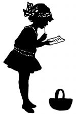 150x225 Silhouette Clipart ~ Karen's Whimsy
