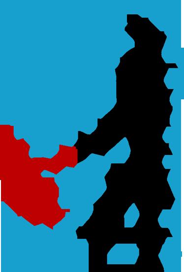374x553 Dancing In The Rain Girl Wall Sticker