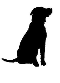 232x320 Golden Retriever Clipart Silhouette 3572860