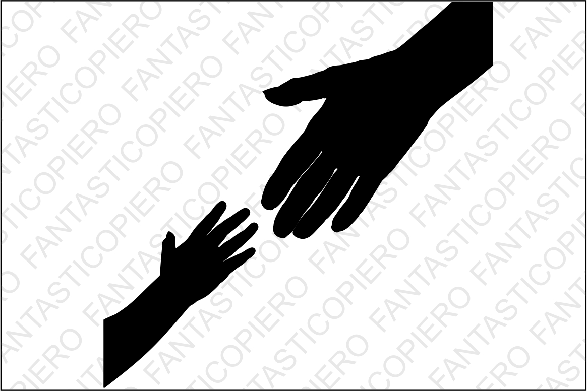 1164x776 Mother And Baby Hands Svg Files For Sil Design Bundles