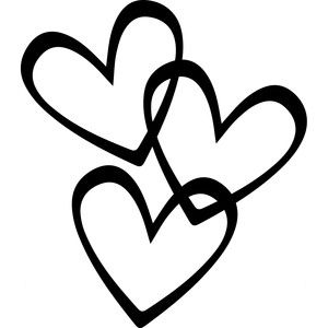 300x300 860 Best Silhouette Cameo Heartslovemarriagefamily Images