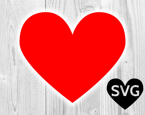 570x453 Heart Svg File Cricut Heart Svg Cut File Heart Clipart