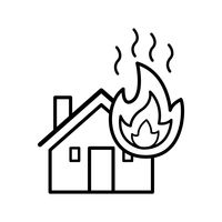 200x200 Fire Fires Disaster Disasters House Houses Home Homes Burning