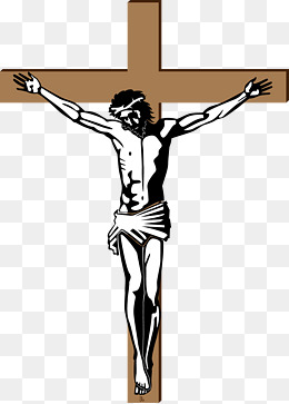 silhouette of jesus on the cross at getdrawings com free for rh getdrawings com jesus christ on the cross clipart jesus on the cross clipart images