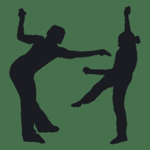 512x512 Man Woman Dancing