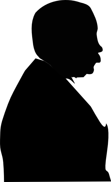 366x597 Man From Side Clip Art Free Vector In Open Office Drawing Svg