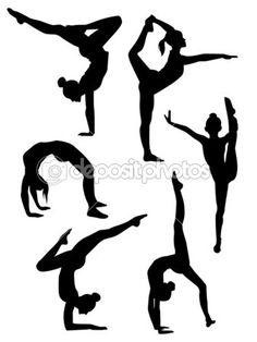 236x314 Silhouette Ballerina 1