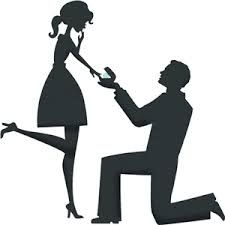 225x225 Image Result For Man Proposing To Woman Silhouette Engagement