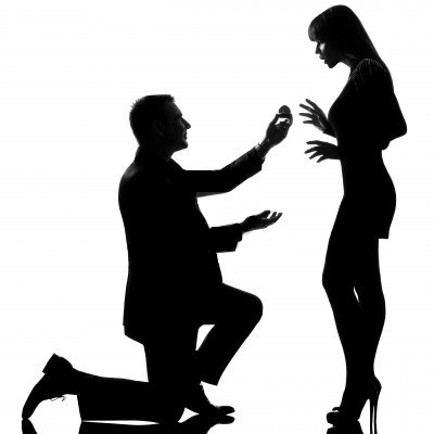 400x400 Man In Woods Why Men Should Propose To Women (And Not