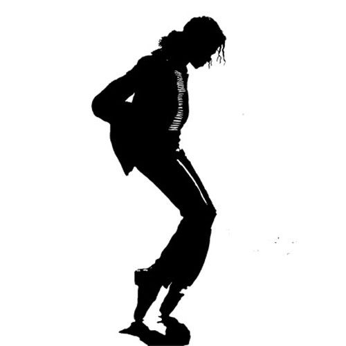 500x500 Michael Jackson Silhouette Time Google Images