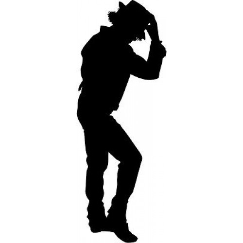 500x500 Image Result For Michael Jackson Pose Silhouette Silas 7th Bday