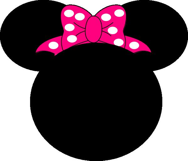 600x514 Mickey Head Silhouette Clip Art Mydrlynx