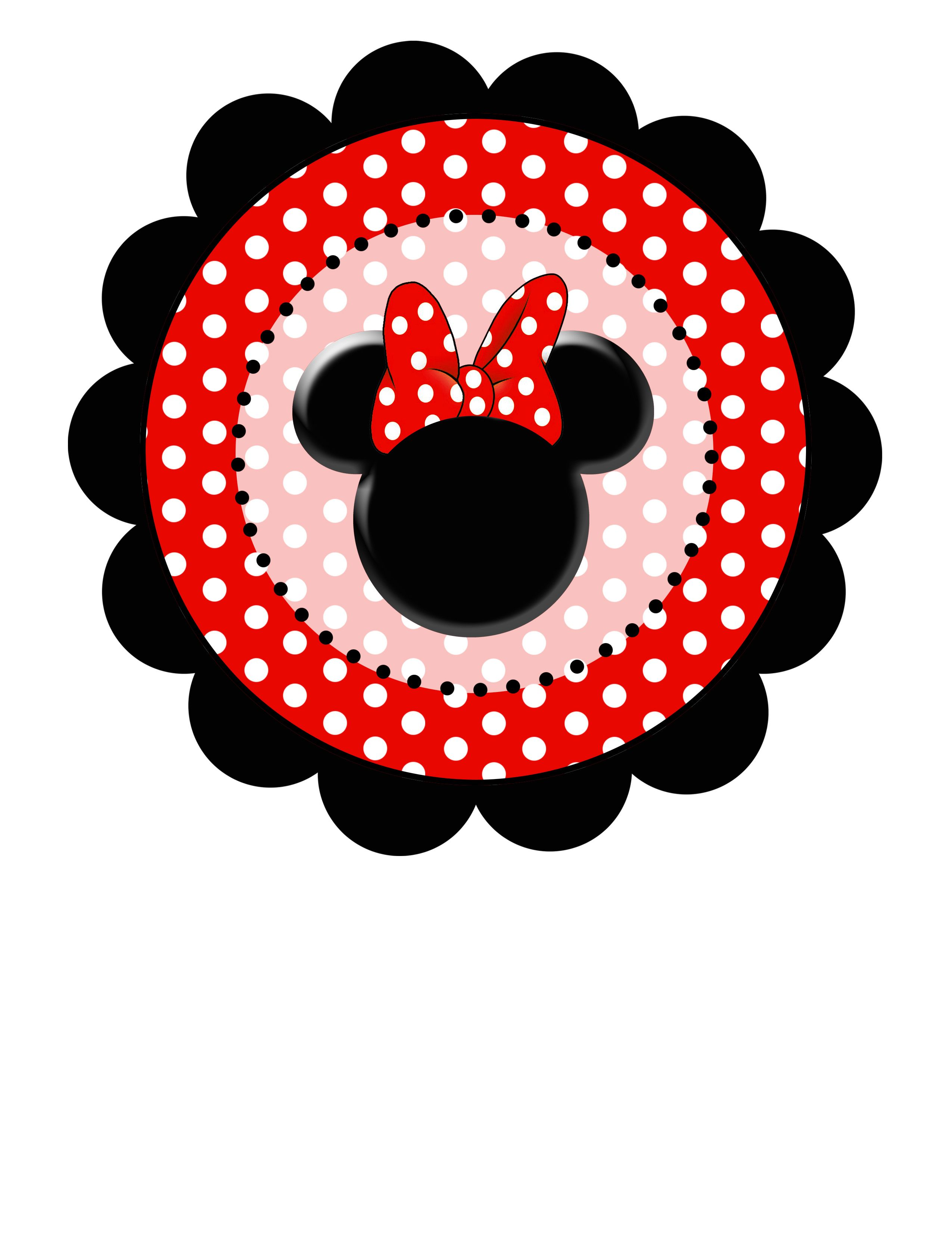 2550x3300 Scallop Circle Minnie Polka Do.jpg Pixels ~minnie