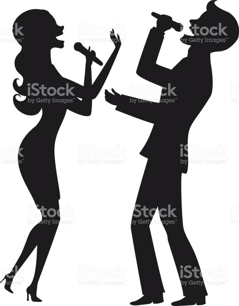 silhouette of musicians at getdrawings com free for personal use