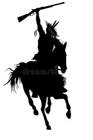 183x275 Image result for North American Indian silhouettes Patterns