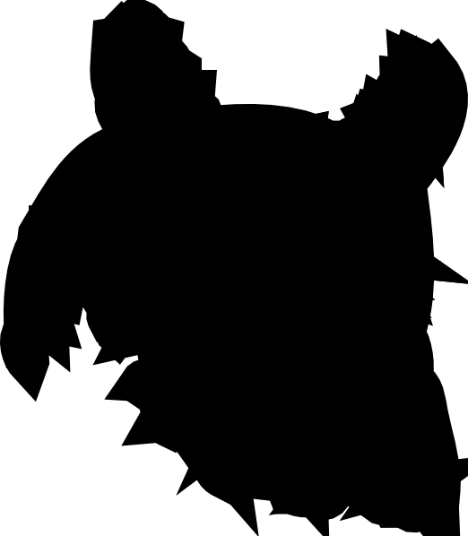 522x598 Great Owl Silhouette Clip Art
