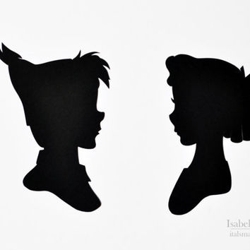 354x354 Best Peter Pan Silhouette Products On Wanelo