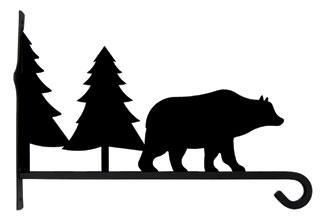 320x221 And Pine Trees Silhouette Clipart Panda