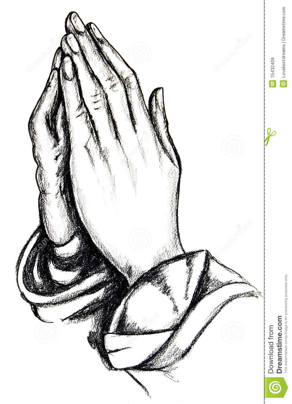 938x1300 Free Clipart Praying Hands