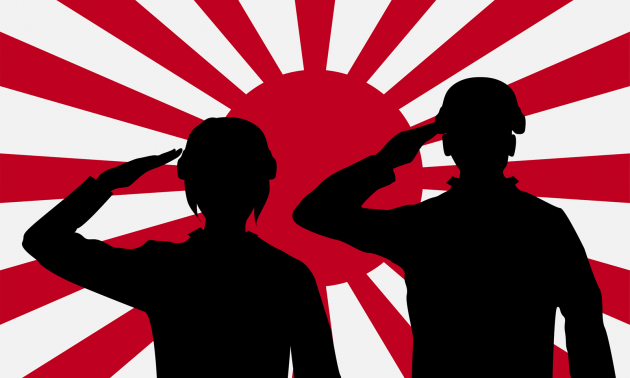 630x378 Japan's Leader Confronts