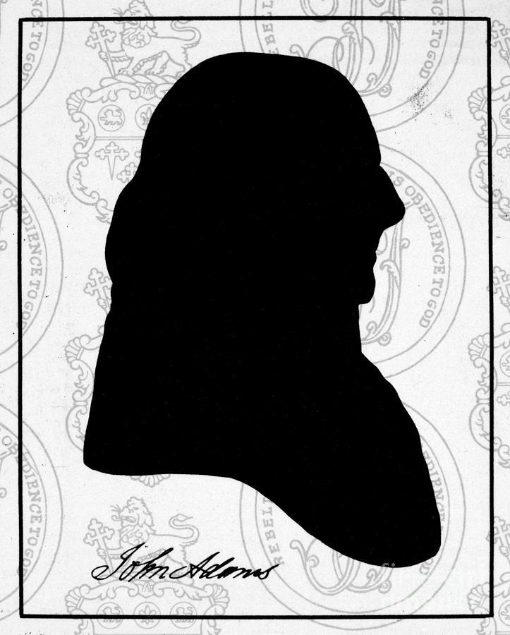 723x900 John Adams (1735 1826) Photograph By Granger