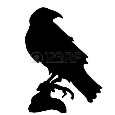 450x450 Raven Clipart Caw