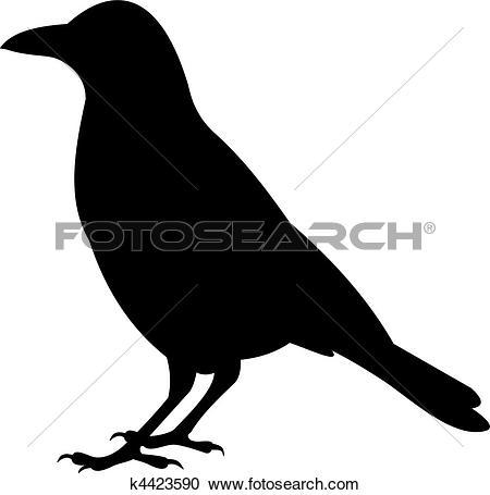 450x455 Top 71 Raven Clip Art