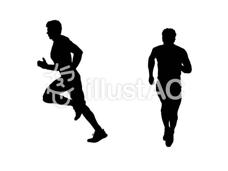 750x563 Free Cliparts Silhouette, Runner, Run