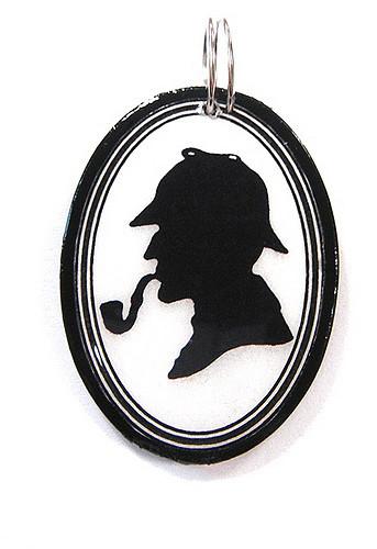 343x500 Sherlock Holmes Pendant New Necklace Style That I'M