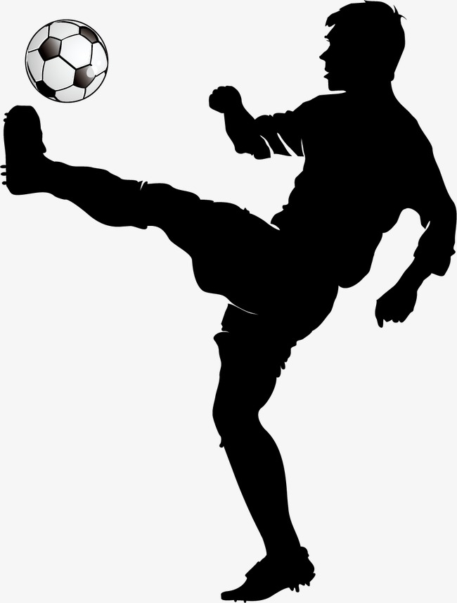 650x857 Football Player Silhouette, Soccer Player, Football, Sketch Png