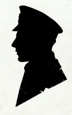 236x373 Woman Soldier Salute Silhouette
