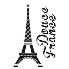 236x236 Eiffel Tower Silhouette Clipart Free Stock Photo