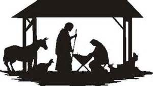 300x168 Nativity Silhouette Pattern Pictures Silhouettes