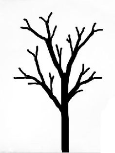 236x313 Easy Winter Tree Drawing
