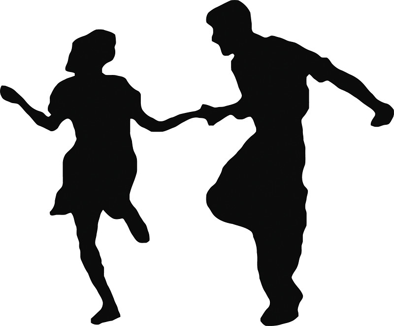 800x661 Swing Dancing Couple Stickers By Thejanitormafia Redbubble