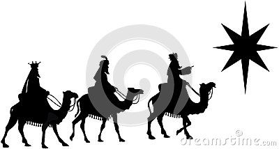 400x214 Three Wise Men On Camel Back Silhouette By Libux77, Via Dreamstime