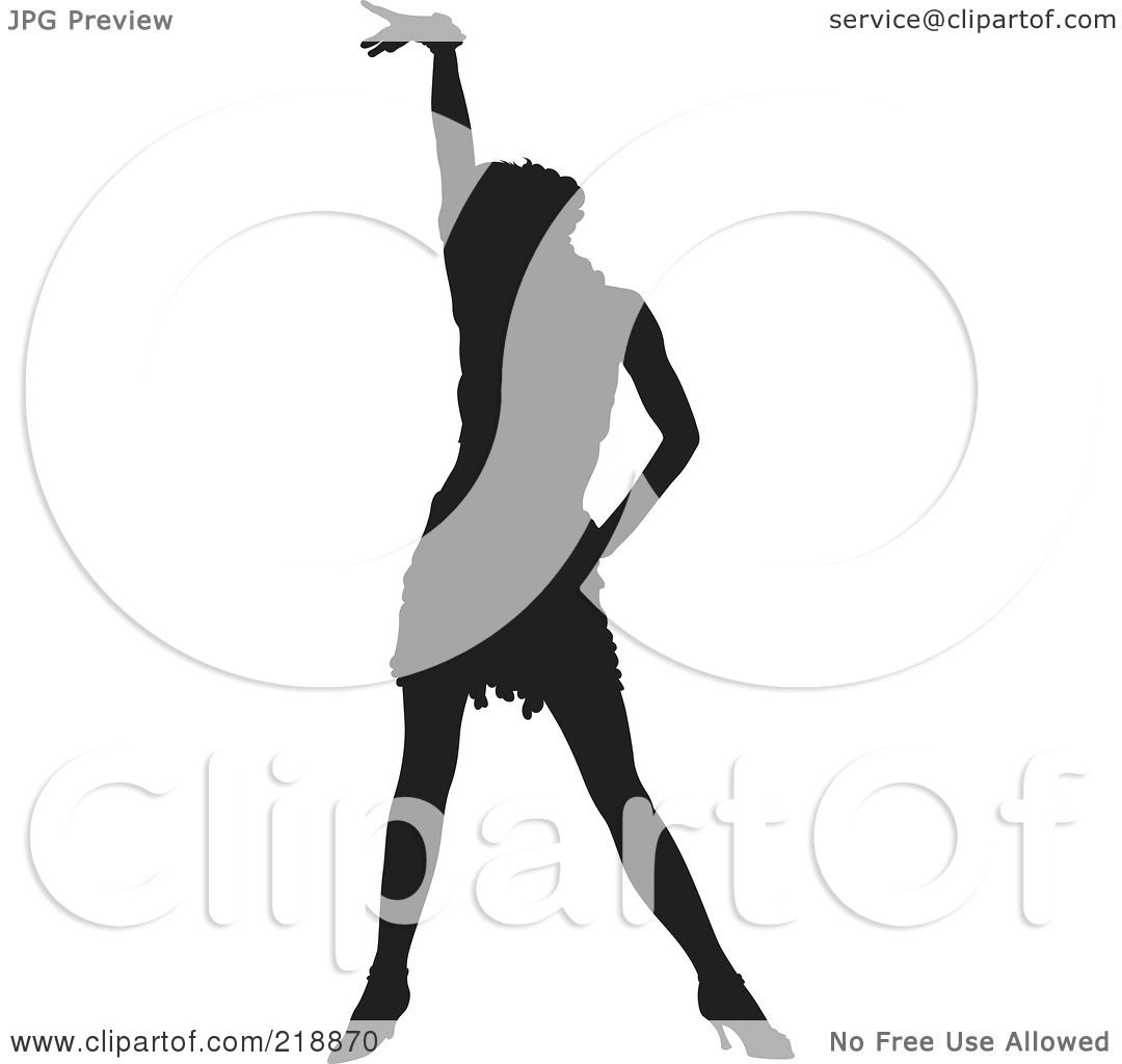 1080x1024 Royalty Free (Rf) Clipart Illustration Of A Black Silhouetted